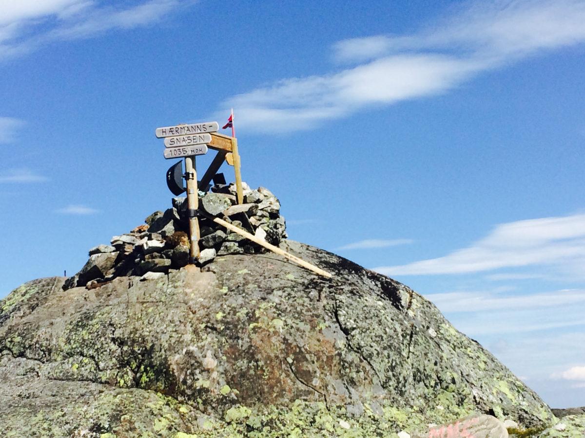 høyste fjell i sverige