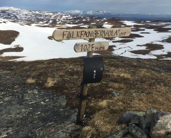 Falkfangervola Øst – 1021 MOH