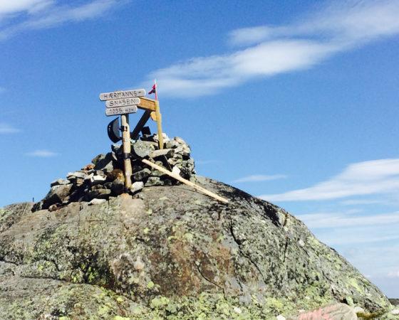 Hermannssnasen – 1035 moh