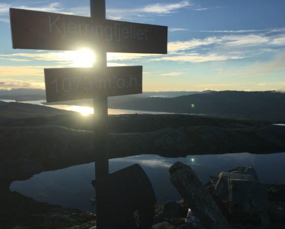 Kjerringfjellet – 1073MOH