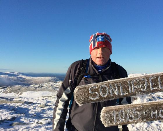 Sonlifjellet – 1065 moh
