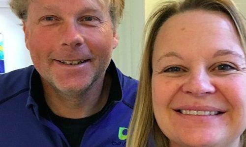 Jeg har møtt en løpende legende – Fine Folk med Marianne Danielsen